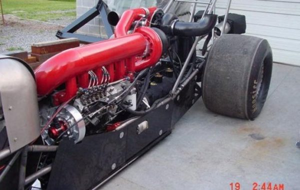 Keating Machine Dragster